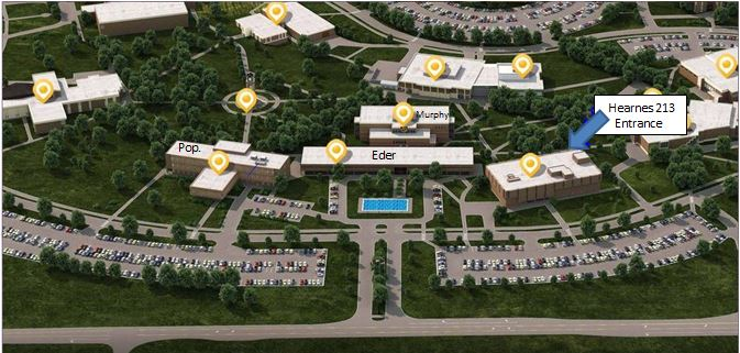 Missouri Western State University Campus Map.About The Cas Center For Academic Support